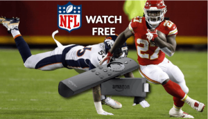 how to watch free nfl football on firestick
